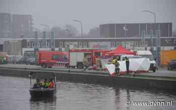 Politie vindt lichaam in Winschoterdiep in Hoogezand