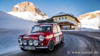 Winterrallye Coppa delle Alpi: Heiß auf Eis