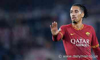 Manchester United defender Chris Smalling 'tells Roma he wants to make loan permanent'