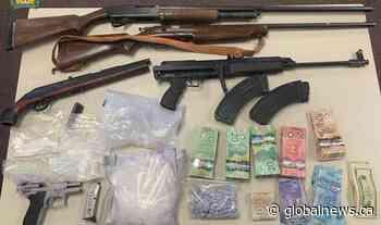 Police seize drugs and cash, arrest 5 people in Niagara drug trafficking investigation