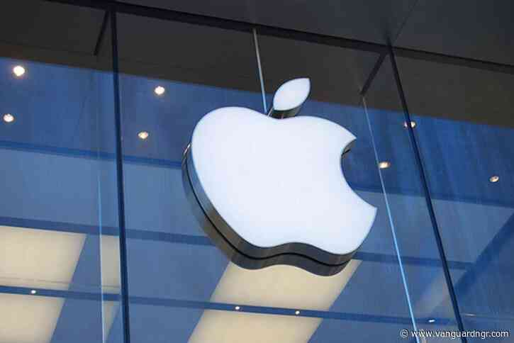 Apple shares top $300 amid growing optimism