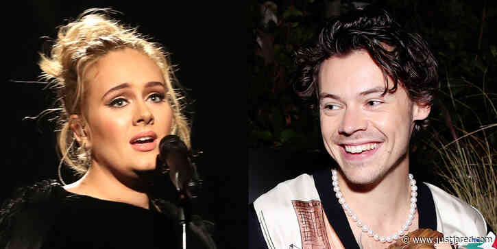 Adele & Harry Styles Spotted On Vacation Together in Anguilla!