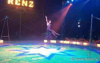Circus Renz Berlin speelt voor hooggeëerd publiek in stad Groningen
