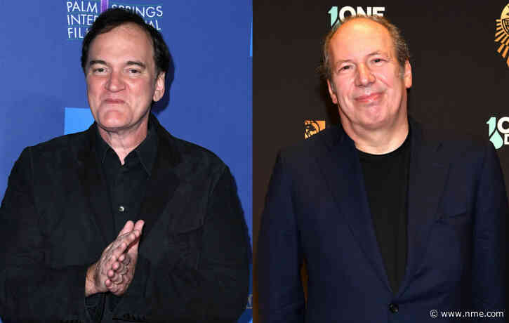 Quentin Tarantino hails Hans Zimmer score as defining film soundtrack of the decade