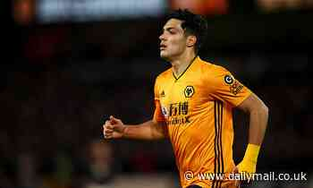 Wolves boss Nuno refuses to rule out Manchester United target Raul Jimenez leaving in January