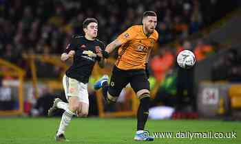 Matt Doherty confident Wolves can see off Manchester United in FA Cup