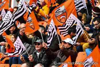 Lorient - Brest : Les compos au coup d'envoi