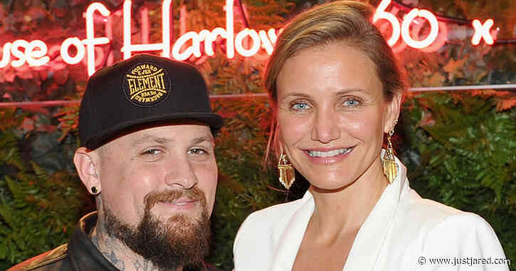 Cameron Diaz & Benji Madden Welcomed Their Daughter 'Right Before New Years'