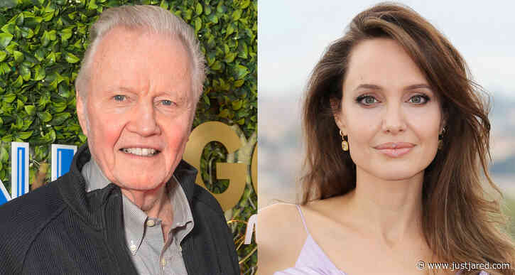 Angelina Jolie's Dad Jon Voight Reveals What Makes Her a Great Mom