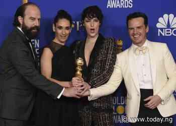 'Succession,' 'Fleabag' top TV winners at Golden Globes