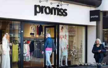 Groot deel kledingwinkels Steps en Promiss dicht