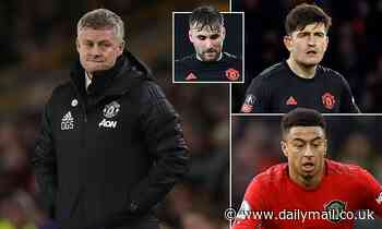 Ole Gunnar Solskjaer to wait until last minute to assess Manchester United's injured stars