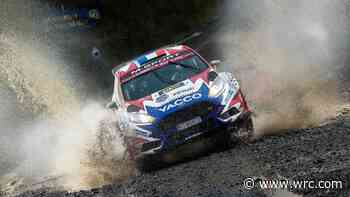 Fourmaux joins M-Sport Ford in WRC 2