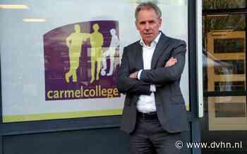 Lex Veldhuizen tot zomervakantie interim-rector Carmelcollege Emmen