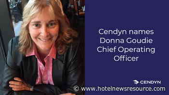 Cendyn Names Donna Goudie Chief Operating Officer