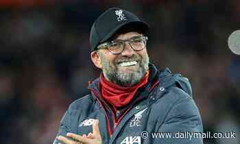 Liverpool to travel to Bristol City or Shrewsbury in the FA Cup fourth round