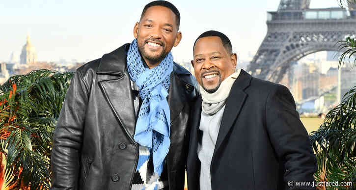 Will Smith & Martin Lawrence Admit 'Bad Boys For Life' Took Long Because 'The Script Wasn't Right'