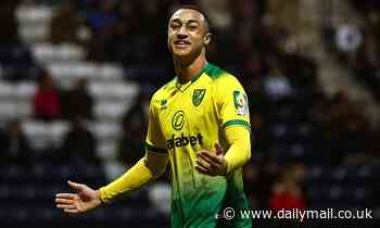 Norwich consider handing Adam Idah full Premier League debut at Manchester United