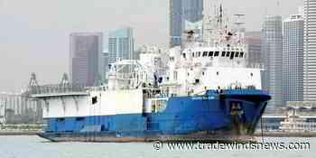 Swire Pacific Offshore scraps unwanted seismic survey vessel