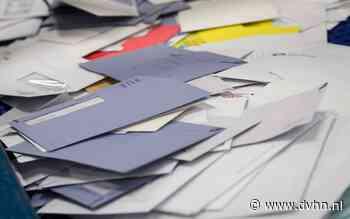 Postbezorger in Groningen houdt 3000 brieven en pakketten achter