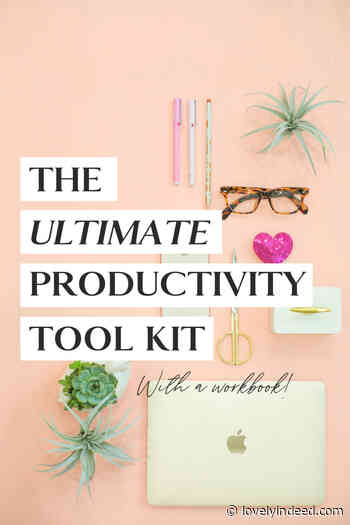 The Productivity Tool Kit is Open for Enrollment!