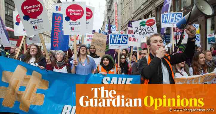 Yes, the NHS needs more nurses, but where is the action on social care? | David Brindle