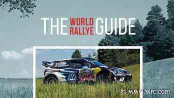 Review: The World Rallye Guide