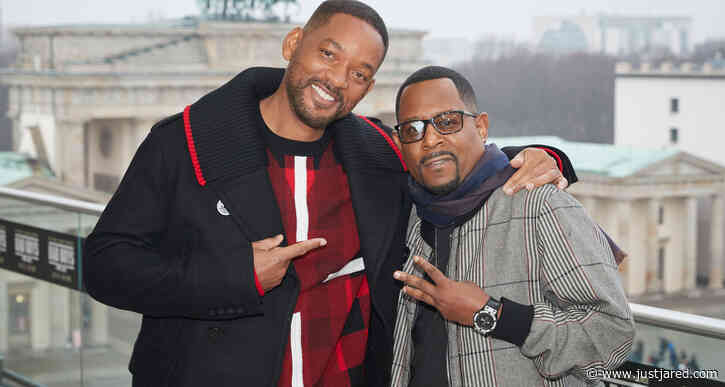 Will Smith & Martin Lawrence On Doing 'Bad Boys For Life': 'People Need To See Us Again On Camera'!