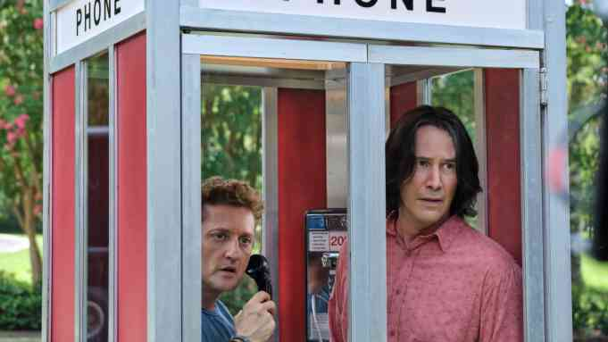 See Bill and Ted's daughters in newly released image from sequel