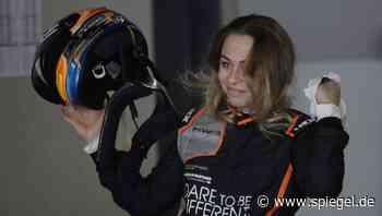Formel 3: Sophia Flörsch gibt Comeback in Macao