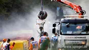 Anthoine Hubert: Formel-2-Pilot stirbt nach schwerem Unfall in Spa