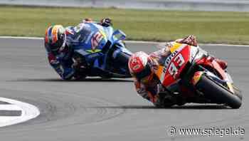 MotoGP: Andrea Dovizioso stürzt schwer in Silverstone