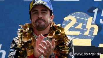 24h von Le Mans 2019: Fernando Alonso gewinnt zum zweiten Mal in Folge