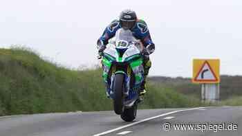 Isle of Man TT: Britischer Motorradfahrer stirbt bei berüchtigtem Rennen