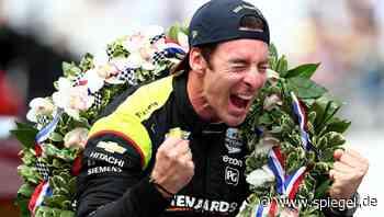 Indy 500: Simon Pagenaud holt ersten Sieg