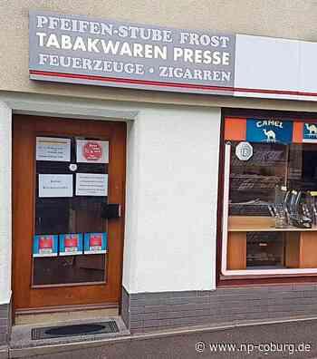 Coburg: Pfeifen-Stube schließt