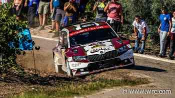 Loubet set for World Rally Car debut