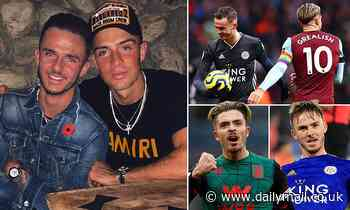 James Maddison and Jack Grealish are the good mates set for a big audition