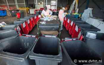 Minima in Tynaarlo krijgen minder kwijtschelding van afvalstoffenheffing