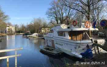 Slochterhaven verpaupert: brand, illegale boot en drugshandel