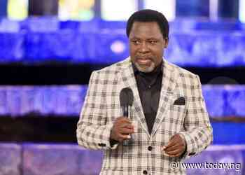 How TB Joshua predicted Prince Harry's 'resignation' from British royal family — video