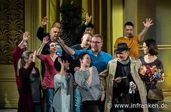 Rasantes Tenor-Wirrwarr am Landestheater Coburg