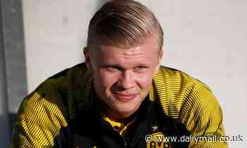 Manchester United target Erling Haaland 'can force Dortmund to sell him in 2022