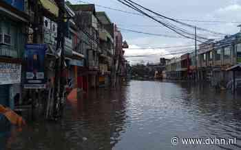 Joop Reilman doorstaat tyfoon op Filipijnen: