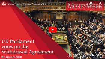 Money Minute Thursday 9 January: EU withdrawal, plus eurozone and US jobs figures