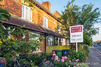UK property prices are in the doldrums