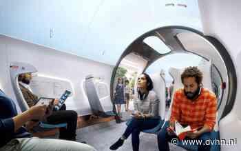 Hyperloop-testbaan: veel vragen, geen antwoorden