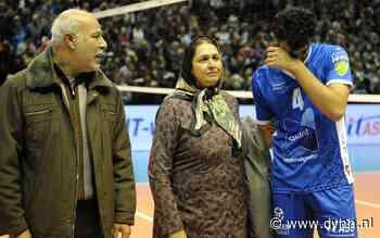 Lycurgus-volleyballer Hossein Ghanbari bidt voor Iran: 'Mijn familie en vrienden willen alleen maar vrede'
