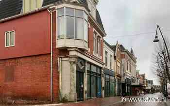 Veendam wil appartementencomplex op plek verpauperde winkels