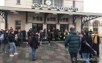 68-jarige man uit Stavoren aangehouden op station in Leeuwarden